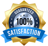 Cincinnati Restoration Services 100% Satisfaction Guaranteed Seal